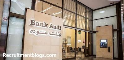 Credit Analysts At bank Audi | Fresh Graduates Vacancy