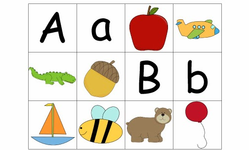 Free Alphabet Sorting Game
