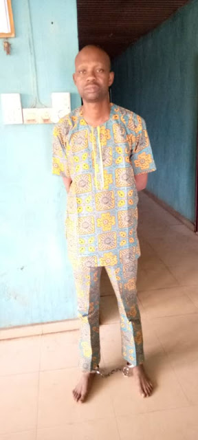 """""""I Killed My Wife Over Suspicious Text Messages On Her Phone"""" - Ogun Man Who Killed His Wife confesses"""