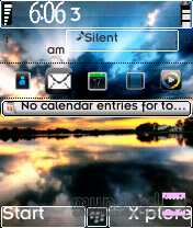 Modifikasi HP s60v2 Menjadi HP Blackberry | Nokia N70, N72 Dll.