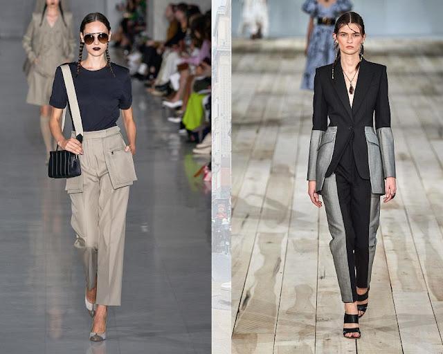Модные брюки весна-лето 2020 12-2