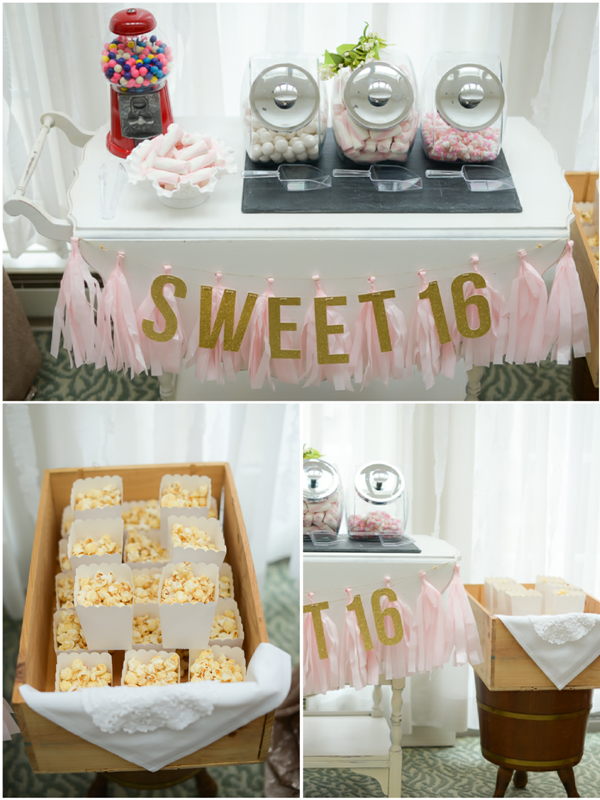 Sweet 16 Birthday Party Ideas And Printables