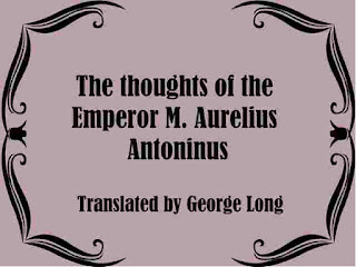 The thoughts of the Emperor M. Aurelius