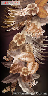 Tranh nghệ thuật Hoa lá