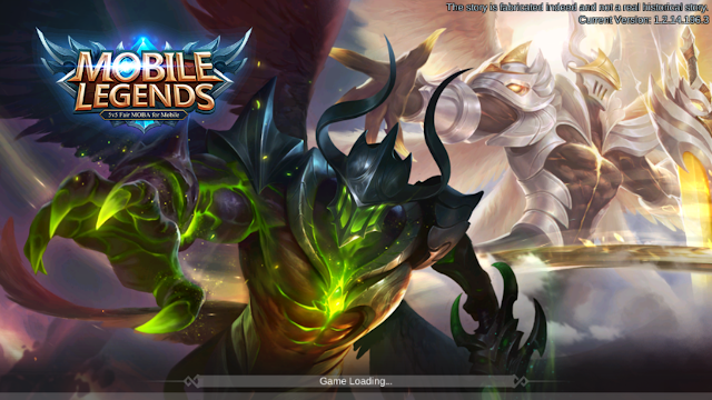 Games Mobile Legends Android Sering Force Close
