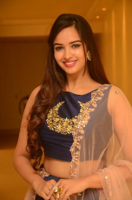 Actress Poojitha Ponnada Latest Cute Photos Actress Trend