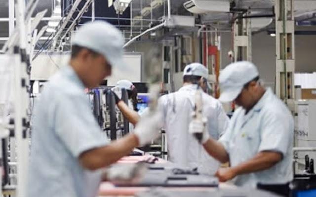 auxiliar de produção PCD