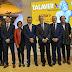 Fotogalería de nuestros representantes en la presentación de Talavera en Fitur