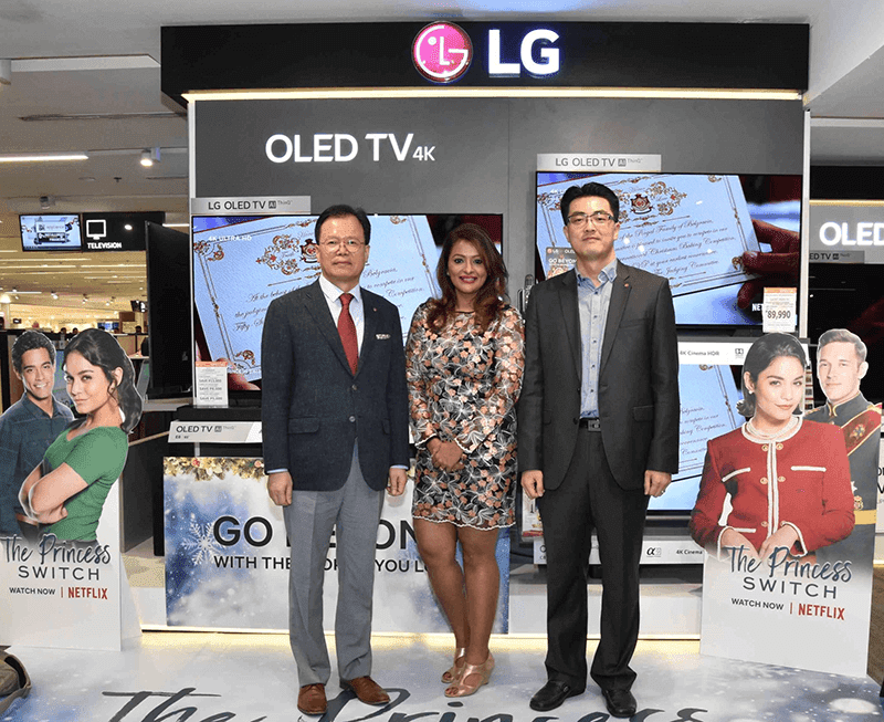 LG and Netflix look to deliver the ultimate viewing experience