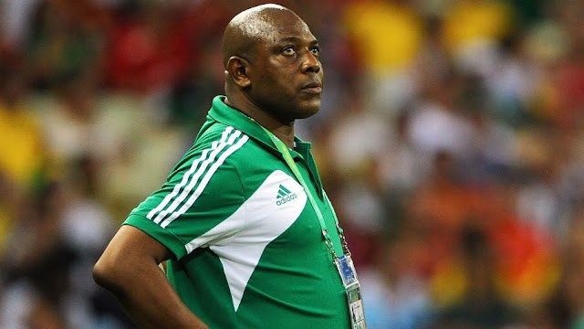 Sodje urges NFF to retire jersey number 4 in honour of Keshi
