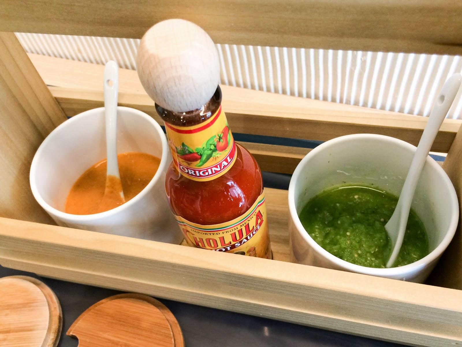 Buena Onda Tacos - Salsa
