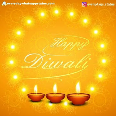 happy diwali pic | Everyday Whatsapp Status | Unique 120+ Happy Diwali Wishing Images Photos