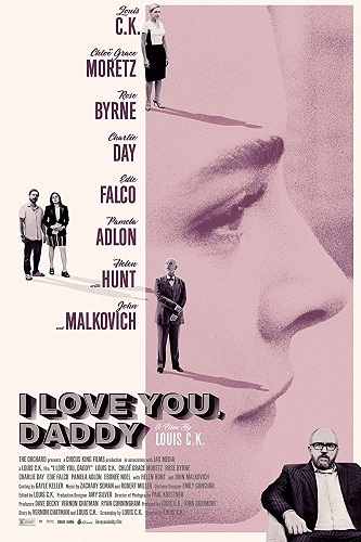 Film I Love You, Daddy 2017