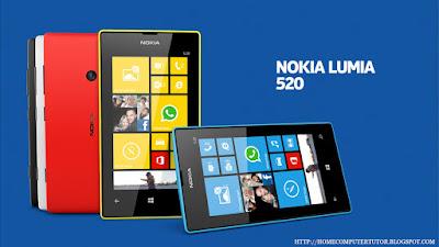 Nokia Lumia family