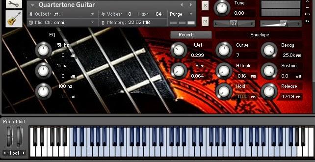 bigcat Instruments: 2014