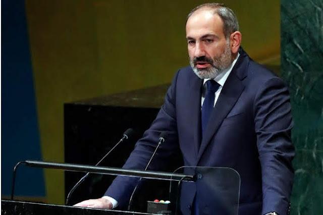 Pashinyan participará en la sesión de la Asamblea General de la ONU
