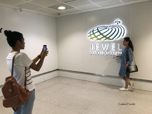 Jewel Changi Airport, Singapura,