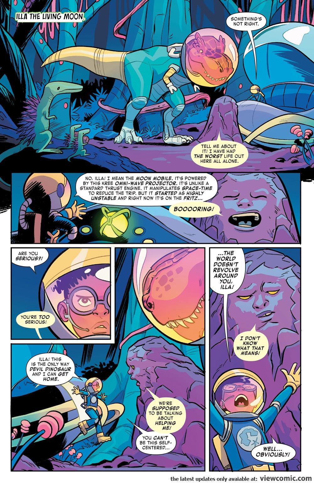 Moon Girl and Devil Dinosaur 20 (2017)  | Vietcomic.net reading comics online for free