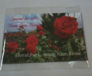 Floral Park, Wang Nam Keaw