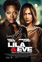Ángel de venganza (Lila & Eve)