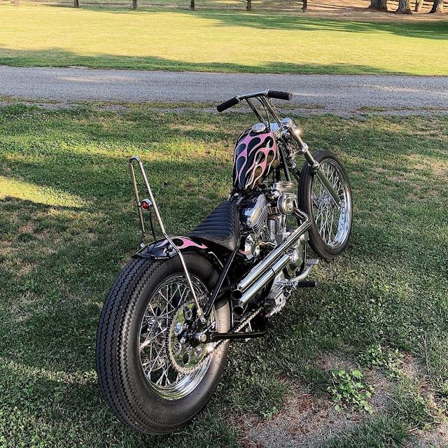 Harley Davidson By Jordan Pearson Hell Kustom
