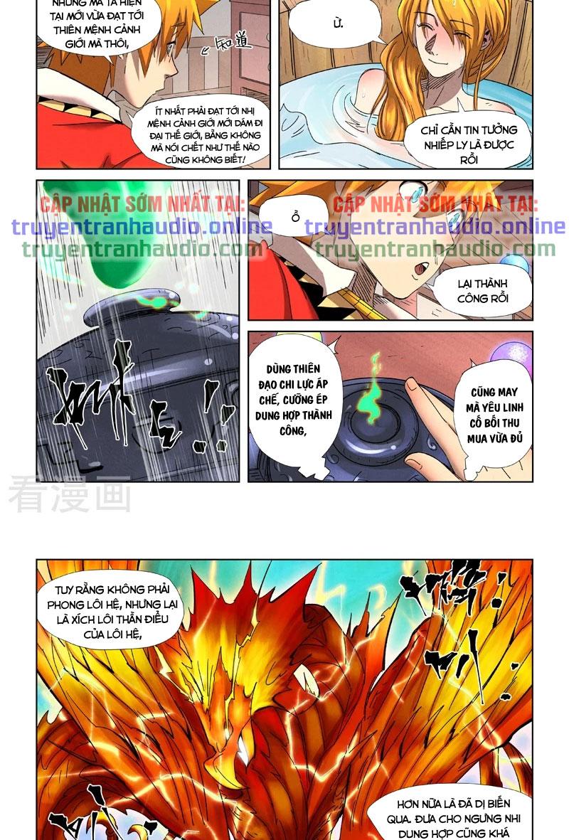 Yêu Thần Ký Chương 344 - Vcomic.net