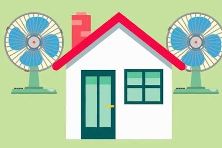 8 Solusi Praktis Membuat Rumah Sejuk Tanpa AC