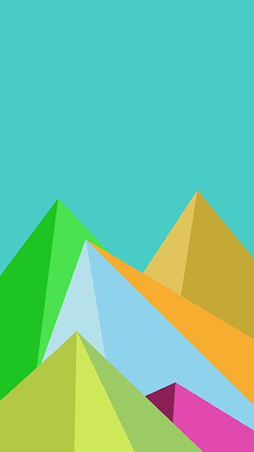 Crystals Wallpapers ZenFone 3