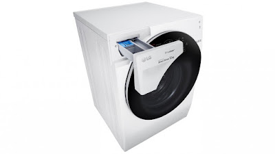 What Is The Best Washing Machine, Best Washing Machine, Washing Machine, Washing Machine With New Technology, new tech, new technology, tech, technology, lg, LG FH4G1BCS2, washing machine LG FH4G1BCS2,