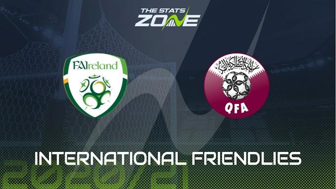 Watch Qatar vs Ireland - World Cup Qual. UEFA live streaming