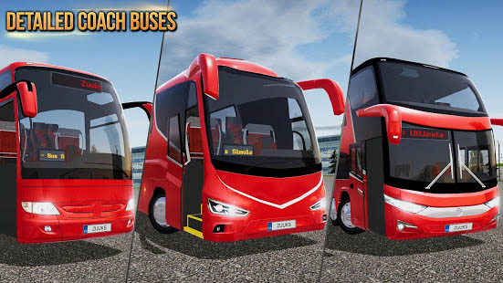 Bus Simulator Ultimate MOD APK + Data OBB for Android
