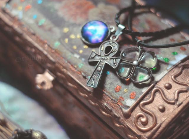 Como consagrar amuletos e patuás (ritual)