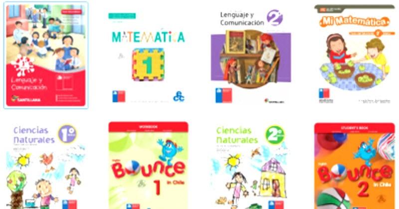Textos Escolares 2020 2021 Kinder Basico Y Media Descarga Para