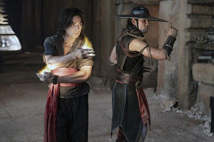 """Novo filme de """"Mortal Kombat"""" tem primeira cena revelada na íntegra"""