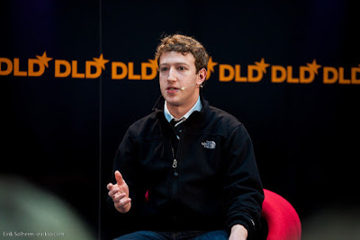 Mark Zuckerberg photo by Eirik Solheim via Flickr, CC license 2.0