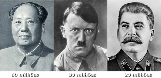 maiores assassinos da história, assassinatos em massa, fatos históricos, pol pot, leopoldo II, hirohito, hernan cortez, tamerlao, josef stalin, adolf hitler, nurhaci, gengis khan, mao zedong