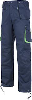Ampliar imagen :  Pantalón Multibolsillo Future - WORKTEAM