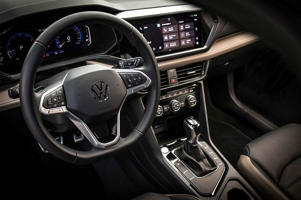 Interior Volkswagen Taos