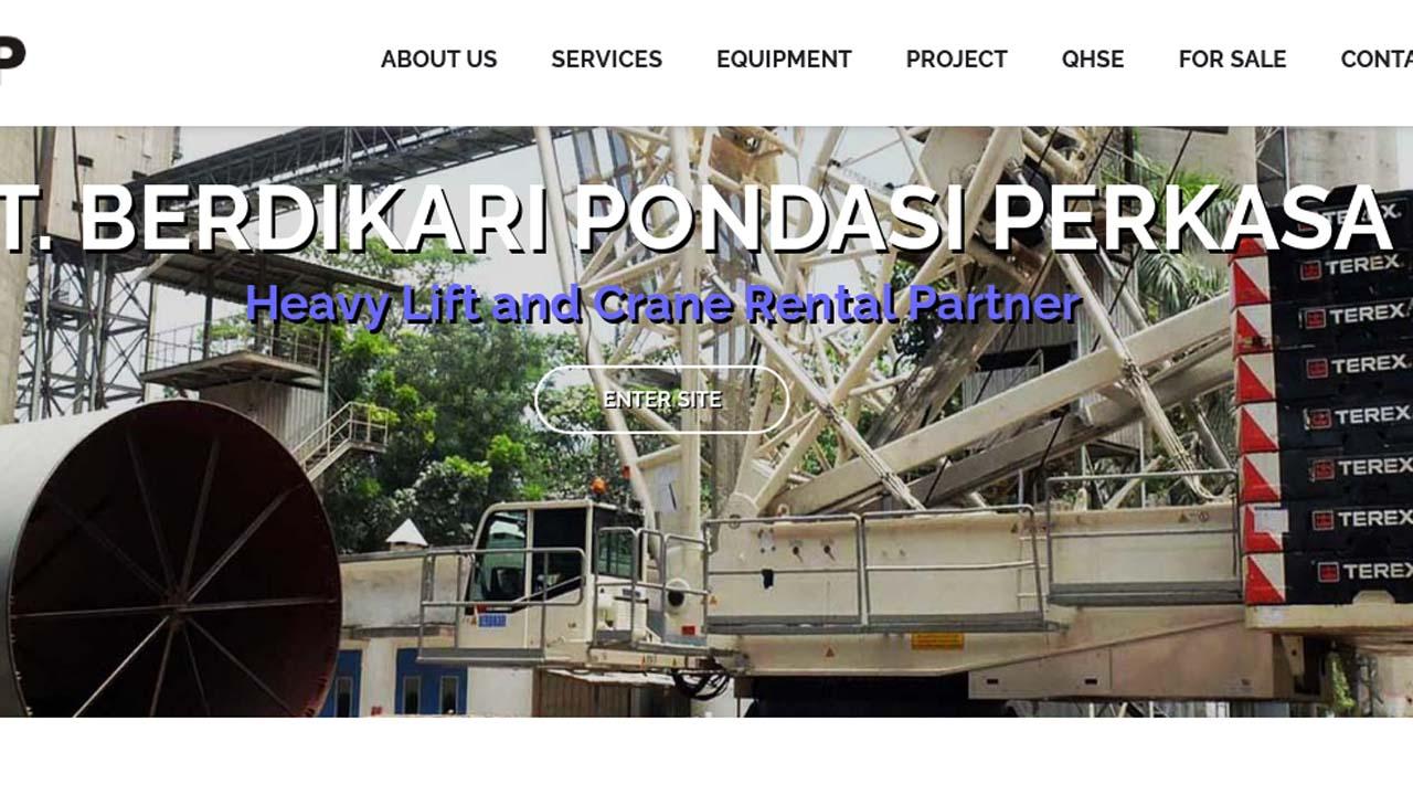 PT Berdikari Pondasi Perkasa Buka Loker Untuk Posisi Admin