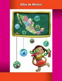 ATLAS DE MÉXICO cuarto grado 2013-2014