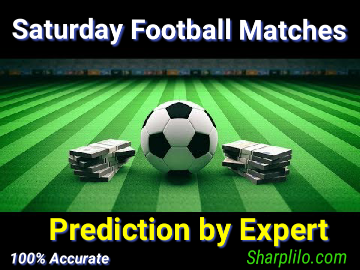 Football Tips Saturday