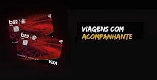 Cadastrar Promoção Flacard Visa BS2 Assistir Mundial Qatar Viagem Com Acompanhante