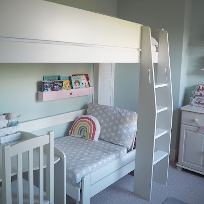 Tate High Sleeper bed from Great Little Trading Co