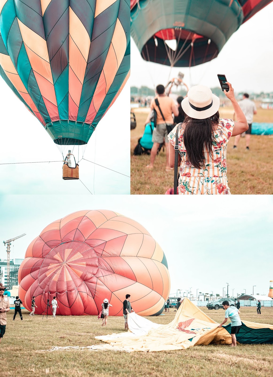 hot air balloon in Clark, Pampanga, Hot Air Balloon Festival 2019
