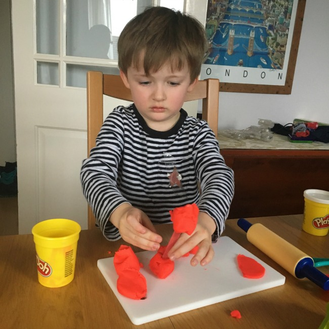 boy-playing-with-Play-Doh