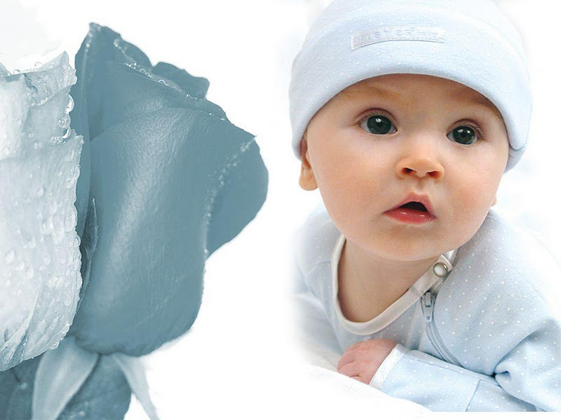 Husn Ke Nazare: Cute Baby Wallpapers