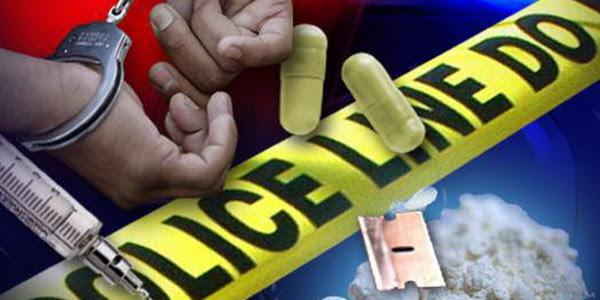 Polisi Berhasil Rngkus 6 Pemuda Yang Tengah Menggelar Pesta Narkoba