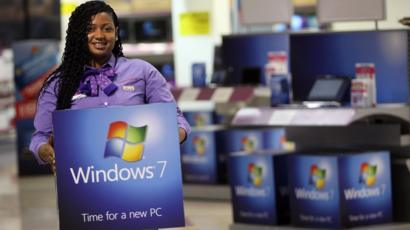 Microsoft to Discontinue Million Support of Computers That Run on Windows 7 #article