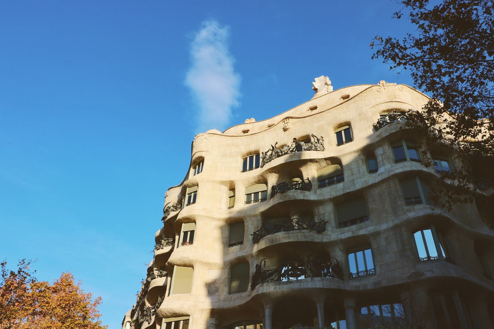 zwiedzanie atrakcje barcelona