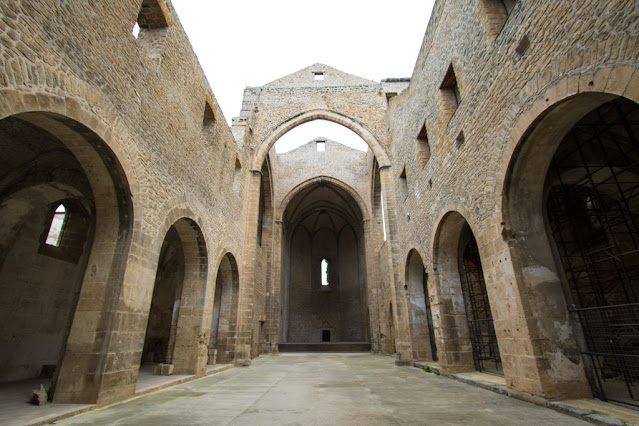 Santa Maria dello Spasimo-Palermo